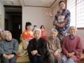 長寿庵 3月4日 ひな祭り茶会を催しました。