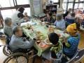 デイ踊鹿と青笹4区子供会との交流会を開催 8月12日