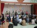 青笹保育園のミニお遊戯会に行ってきました 12月8日