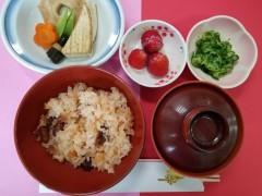 遠野長寿の郷 5月・6月の行事食