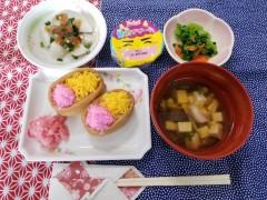 遠野長寿の郷 1月~3月の行事食