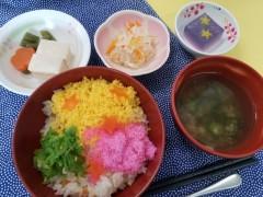 遠野長寿の郷 7月~8月の行事食